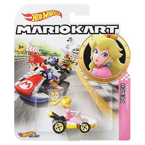 Hot Wheels Mario Kart Replica Diecast - Assorted