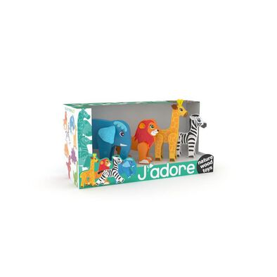 J'adore Jungle Playset