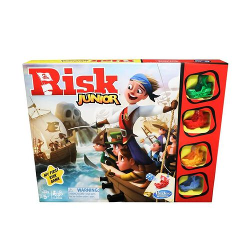 Risk Junior Game