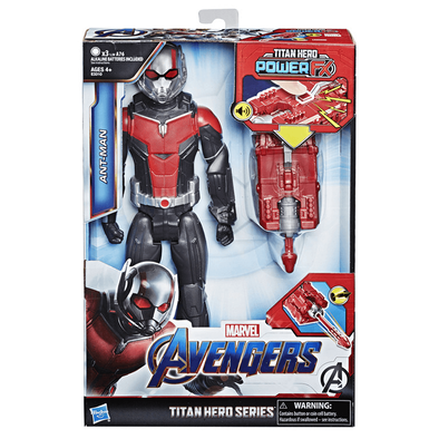 Marvel Avengers Titan Hero Series Titan Hero Power FX Ant Man
