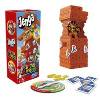 Jenga Super Mario Edition Game