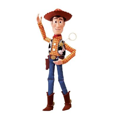 Toy Story Life Size Talking Figure Woody