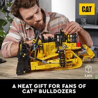 LEGO Technic App-Controlled Cat D11 Bulldozer 42131