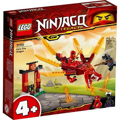 LEGO Ninjago Kai's Fire Dragon 71701