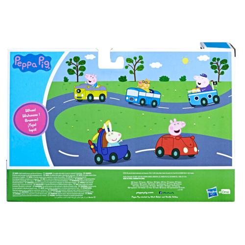 Peppa Pig And Friends Mini Buggies