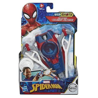 Marvel Spider-Man Web Shots Gear- Assorted