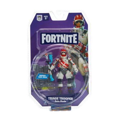 Fortnite Triage Trooper Solo Mode