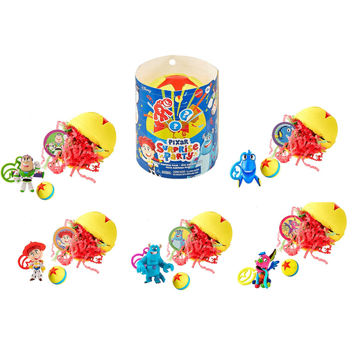 Pixar Surprise Party Mystery Pack - Assorted