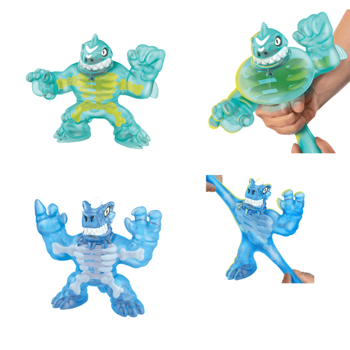 Goo Jit Zu Dino Xray S4 Hero Pack - Assorted