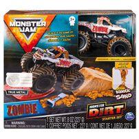 Monster Jam Kinetic Dirt Starter Set - Assorted