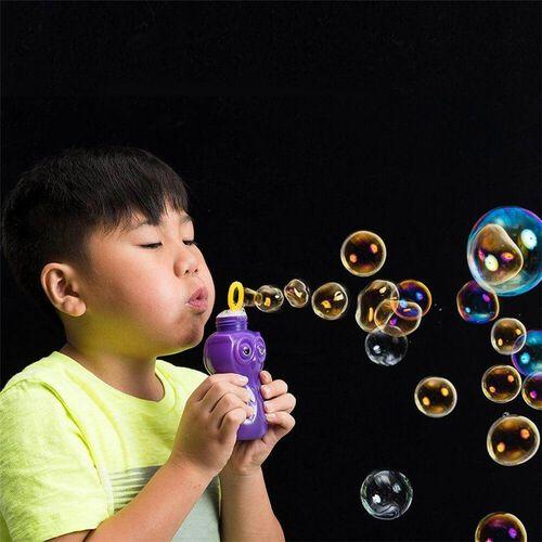 Uncle Bubble Pop-Up Bubble Friends - Assorted