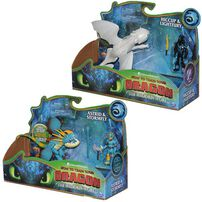 How to Train Your Dragon 3 Dragon & Viking - Assorted