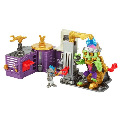 Treasure X Mega Monster Lab