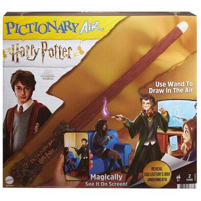 Mattel Games Pictionary Air Harry Potter