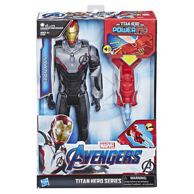 Marvel Avengers Titan Hero Series Titan Hero Power FX Iron Man