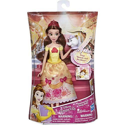 Disney Princess Belle Singing Doll