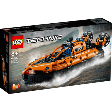 LEGO Technic Rescue Hovercraft 42120
