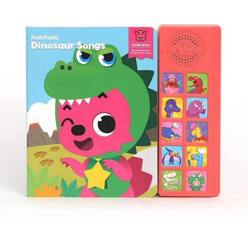 Pinkfong Sound Book Dinosaur