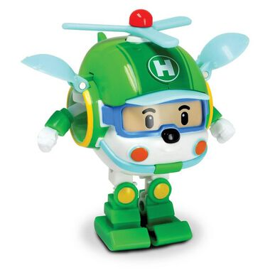 Robocar Poli Mini Transforming Robot Helly