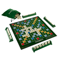 Scrabble Original Brand Crossword Game
