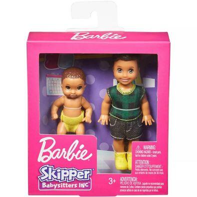 Barbie Babysitter Siblings Pack - Assorted