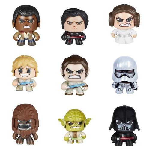 Star Wars Mighty Muggs - Assorted