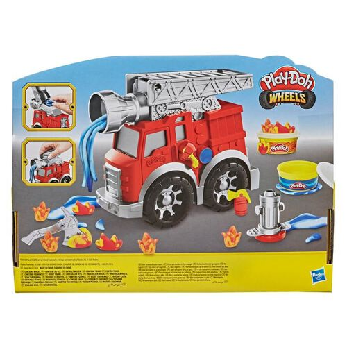 Play-Doh Wheels Fire Engine