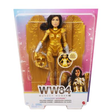 Barbie Wonder Woman Golden Armour Doll
