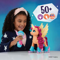 My Little Pony Sing And Skate Sunny