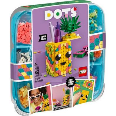 LEGO Dots Pineapple Pencil Holder 41906
