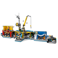LEGO Monkie Kid Monkie Kid's Team Secret HQ 80013