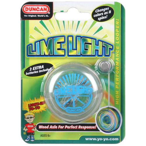 Duncan Lime Light Yo-Yo - - Assorted