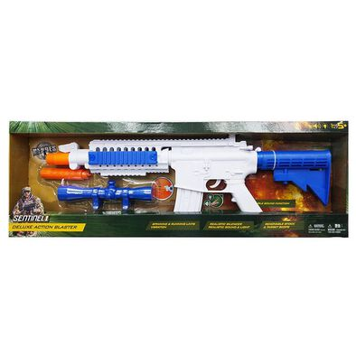 True Heroes Special Force Combat Gear Rifle