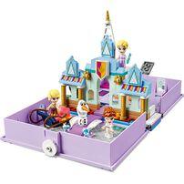 LEGO Disney Frozen Anna and Elsa's Storybook Adventures 43175
