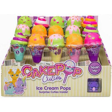Cake Pop Cuties Ice Cream Pop