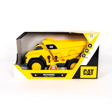 Cat Motorized Dump Truck