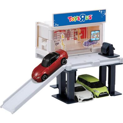 "Tomica Build City Toys""R""Us Shop"