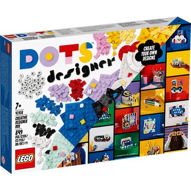 LEGO Dots Creative Designer Box 41938