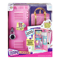 Real Littles Series 2 Locker Pack