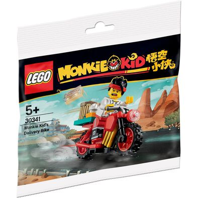 LEGO Monkie Kid's Delivery Bike - Not Available For Separate Sale