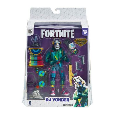 Fortnite Legendary Series DJ Yonder