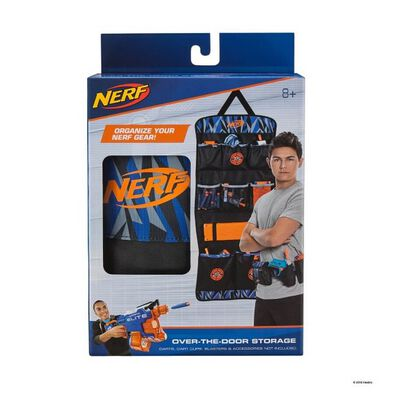 NERF Elite Over-The-Door Storage
