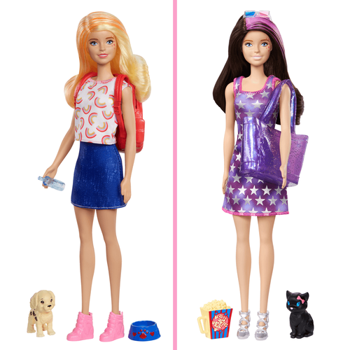 Barbie Paint Reveal Ultimate Gift Set