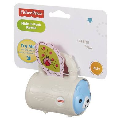 Fisher-Price Hide N Peek Rattle