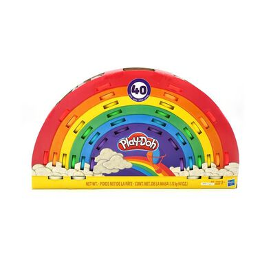 Play-Doh Rainbow Compound Pack