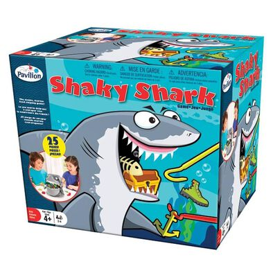 Pavilion Shaky Shark Game