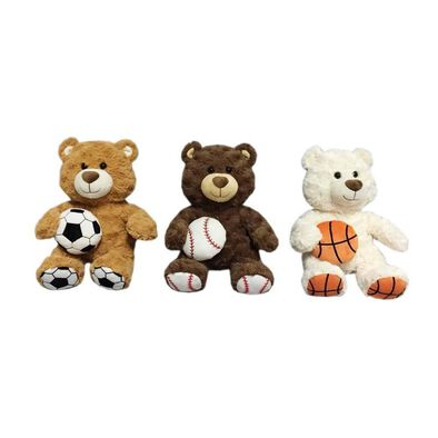 Animal Alley 12 Inch Sports Bear
