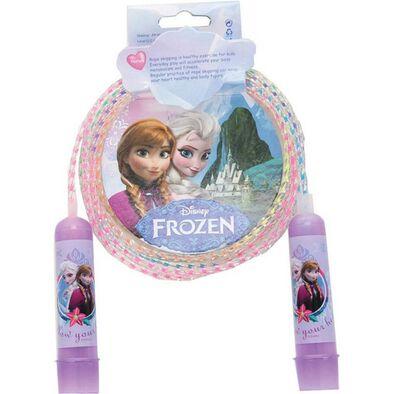 Disney Frozen Plastic Rainbow Jump Rope