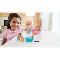 Barbie Mani-Pedi Spa Playset