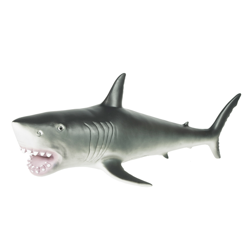 World Animal Collection Jumbo Soft Shark